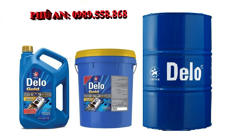 Delo Gold Multigrade 15W40