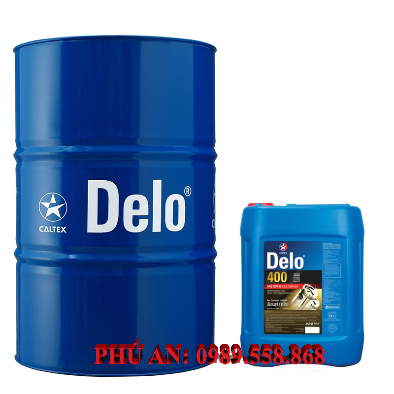 Delo 400 Multigrade 15W40